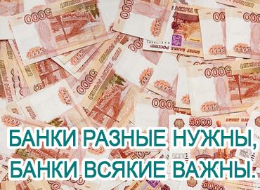 Список банков 2014